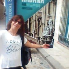 Profil Pengguna Maria Silvia