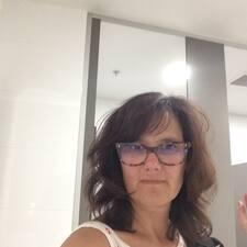 Louisa felhasználói profilja