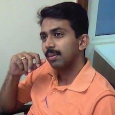 Saravana User Profile