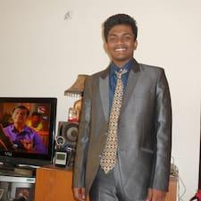 Ashesh User Profile