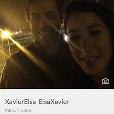 Profil utilisateur de XavierElsa