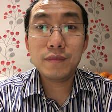 Zhengyu的用戶個人資料