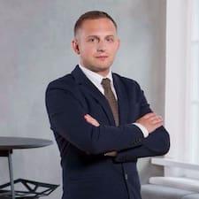 Tomasz - Uživatelský profil
