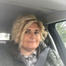 Användarprofil för Angela
