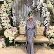Profil utilisateur de Noraihan Reha