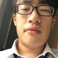 Shen - Uživatelský profil