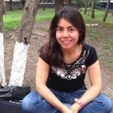 Profilo utente di Alejandra Guadalupe