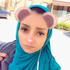 Perfil de usuario de Haifaa