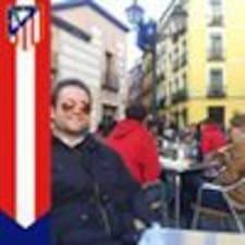 Profil utilisateur de Juan Francisco