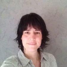 Gebruikersprofiel Aurélie