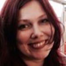 Профіль користувача Monica