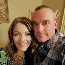 Chris & Monica User Profile