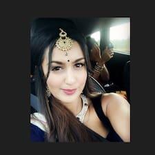 Profil utilisateur de Sapna