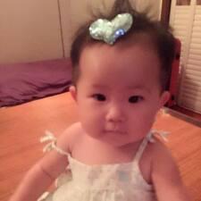 露艳 felhasználói profilja