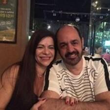 Ana Lucia felhasználói profilja