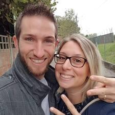 Profil utilisateur de Charline & Grégory