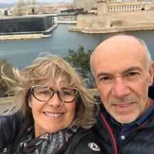 Mireille & Denis Brukerprofil