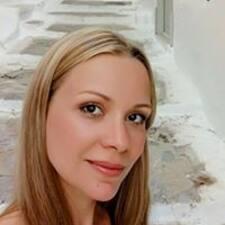 Stavroula User Profile