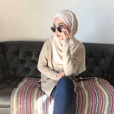 Perfil do utilizador de Siti Noor Shaheera Ilani