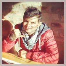 Profil utilisateur de Dharmesh