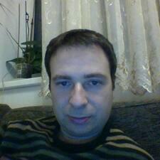 Profil utilisateur de Marin