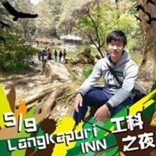 Profilo utente di 庭瑀