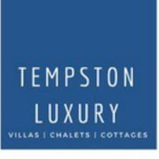 Tempston User Profile