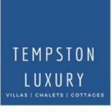 Tempston - Uživatelský profil