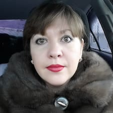 Profil utilisateur de Олеся