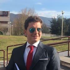 Antonino Stefano Brukerprofil