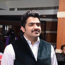 Profil utilisateur de Siddhant