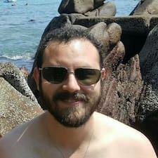 Profil Pengguna Josué Adán