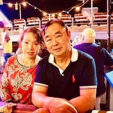 Profil utilisateur de Hongzheng