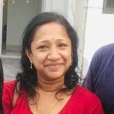 Profil utilisateur de Savithry