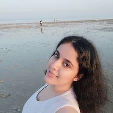 Aichah felhasználói profilja