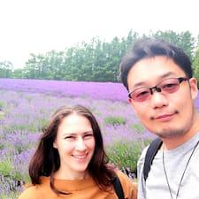 进一步了解Keisuke&Olga
