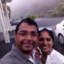 Niveditha User Profile