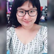 Perfil do utilizador de 婉妮