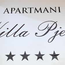 Villa Pjer User Profile