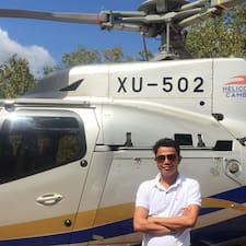 Nutzerprofil von Savuth Villa ChezNous Angkor