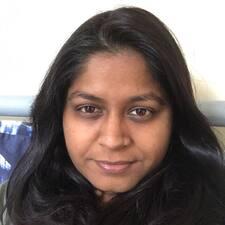 Deepa - Uživatelský profil