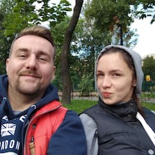 Användarprofil för Evgeniy