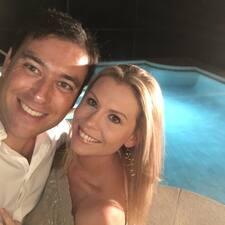 Nutzerprofil von Adriano & Flavia