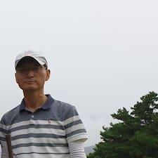 Jaeho felhasználói profilja