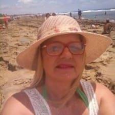 Maria Betânia - Uživatelský profil