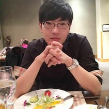 刘的用戶個人資料