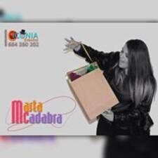 Perfil de usuario de Marta