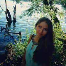 Profil utilisateur de Gwenaelle