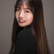 Perfil do utilizador de 솔아