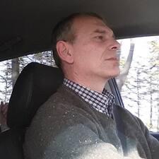 Grigol felhasználói profilja